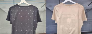 Просвечивание одежды