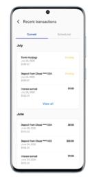 Samsung Pay: Samsung Money